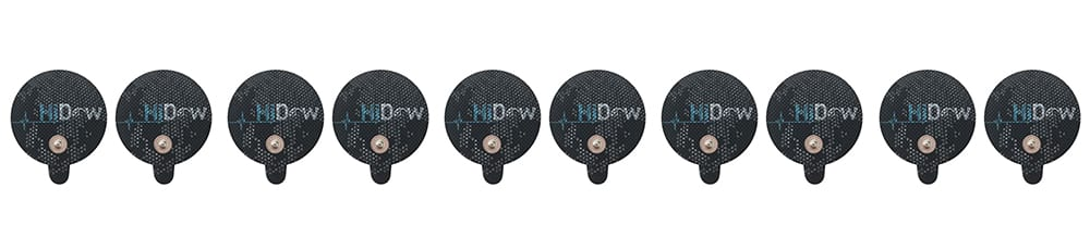 Hidow 5 Large Electrode Gel Pads