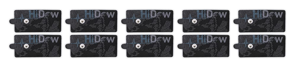 Hidow 5 sets of X-Large Electrode Gel Pads